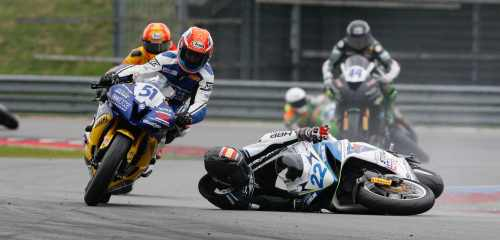 superstock idm race