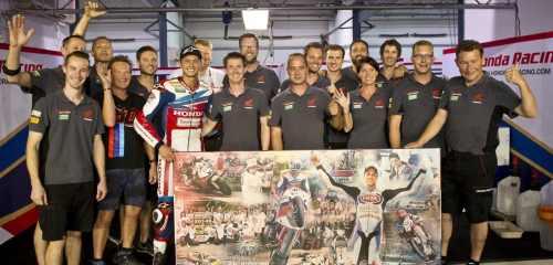 Honda WorldSBK Team
