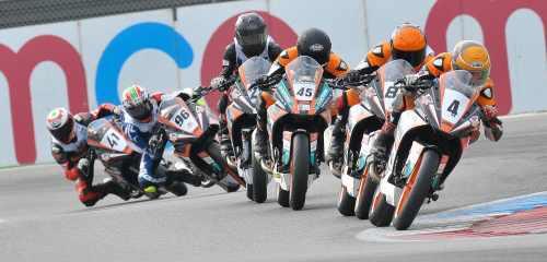 KTM RC Cup race Assen