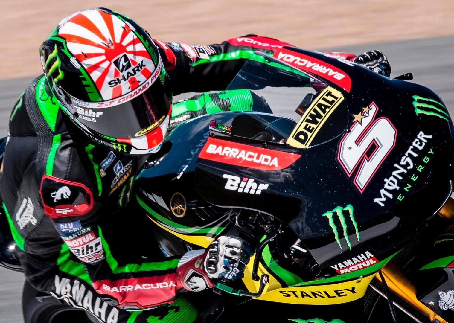 Johann Zarco: 'Eerste MotoGP podiumfinish in Le Mans als hoofddoel'
