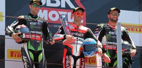 misano podium