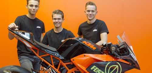 KTM-Fortron Racing