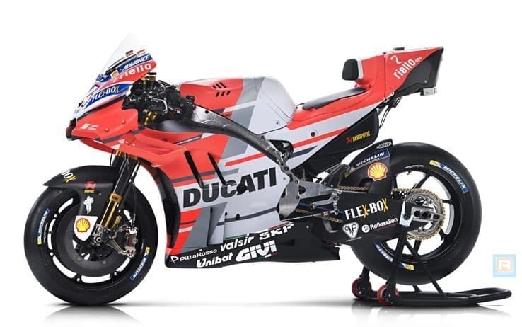 Presentatie 2018 Ducati MotoGP Team: 'We are ready'