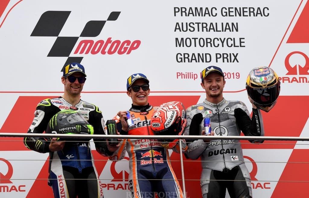 motogp-podium
