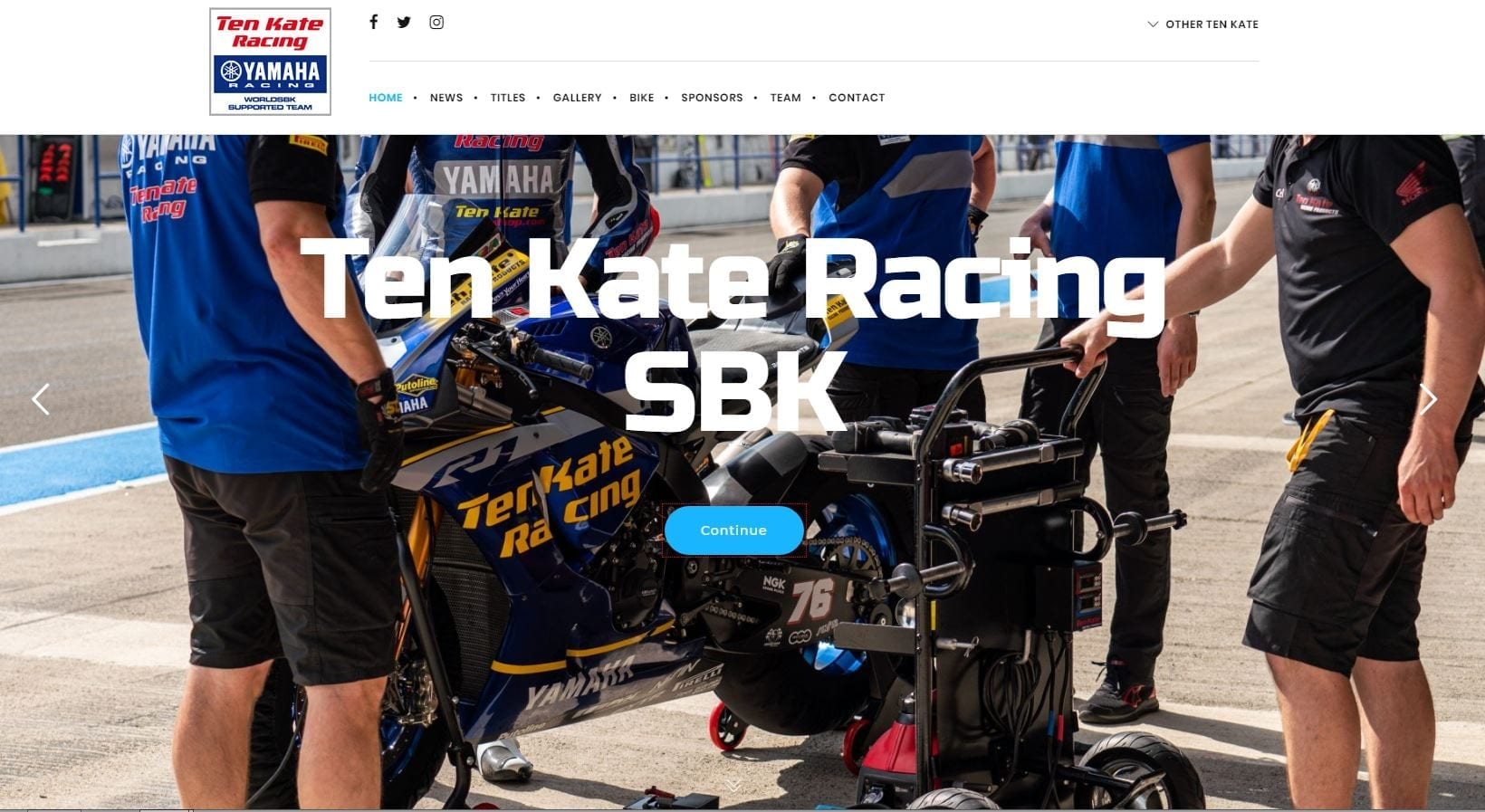 ten kate racing sbk