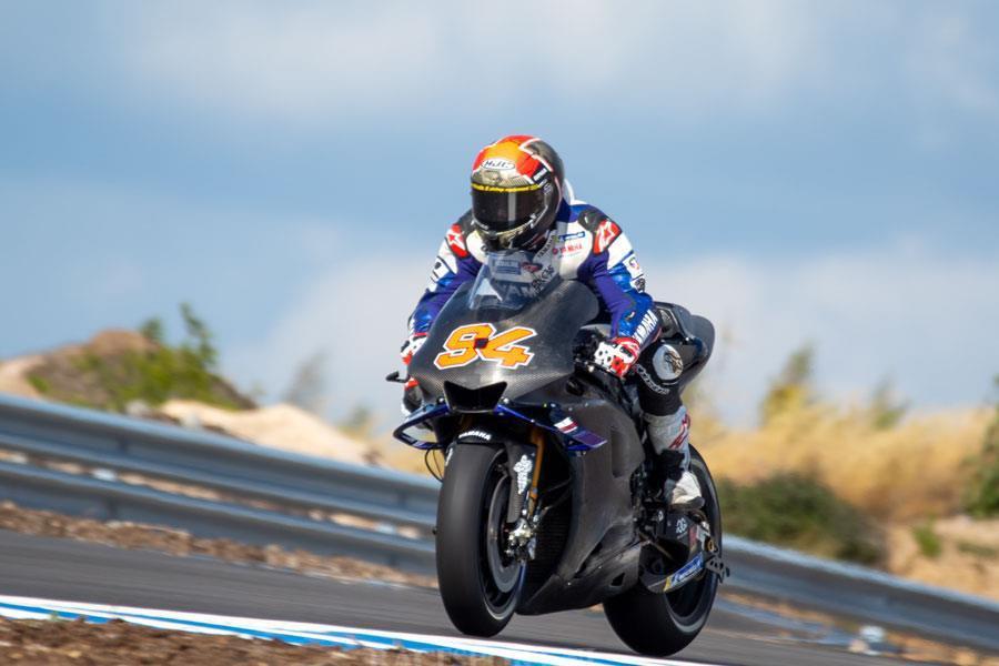 Jonas Folger niet meer in beeld als Yamaha MotoGP testcoureur - Racesport.nl