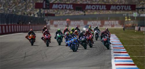 start-motogp-race-assen-2019