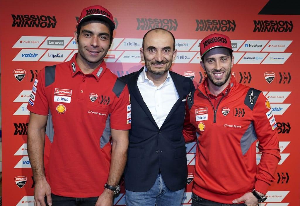 Danilo Petrucci_ Claudio Domenicali_ Andrea Dovizioso_UC143733_Mid