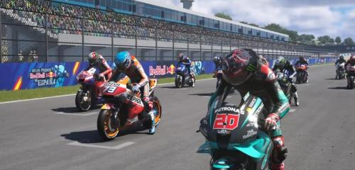start-motogp-race