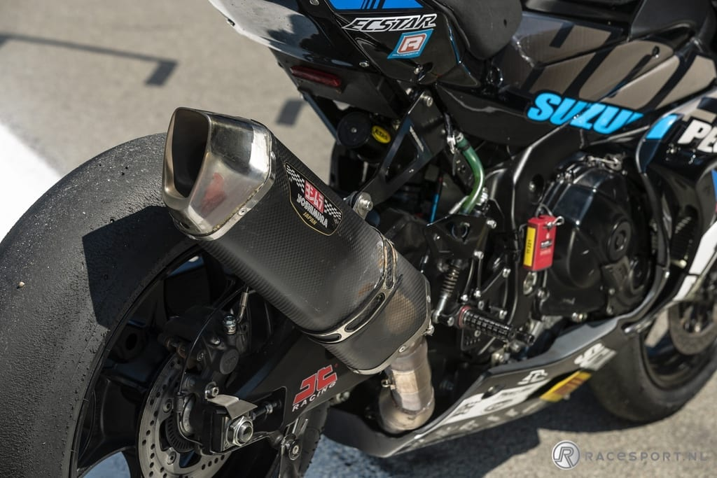 Walraven Racing Hoegee Suzuki GSX-R1000R | foto© Henny B Stern
