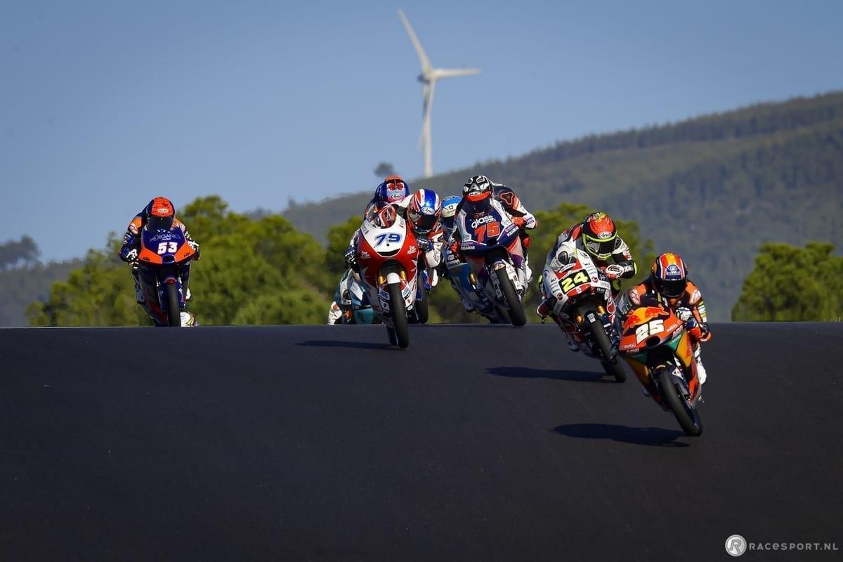 Moto3-race